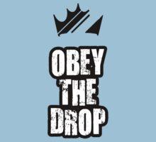 Obey The Drop Kids Tee