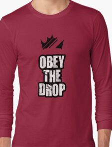 Obey The Drop Long Sleeve T-Shirt