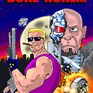 Duke Nukem: Shrapnel City by Steve  Ward