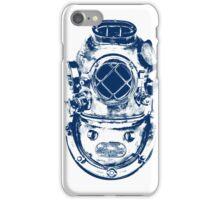 Scuba iPhone Case/Skin