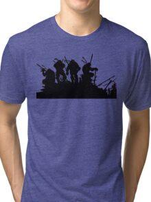 Turtles Tri-blend T-Shirt