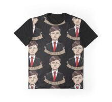 Ashens Bust Graphic T-Shirt