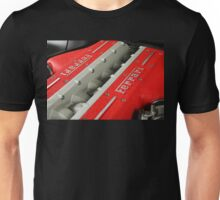 Ferrari V12 Engine Unisex T-Shirt
