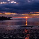 Rockport Sunset by Sam Davis