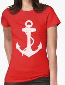 Anchor - 2W Womens Fitted T-Shirt