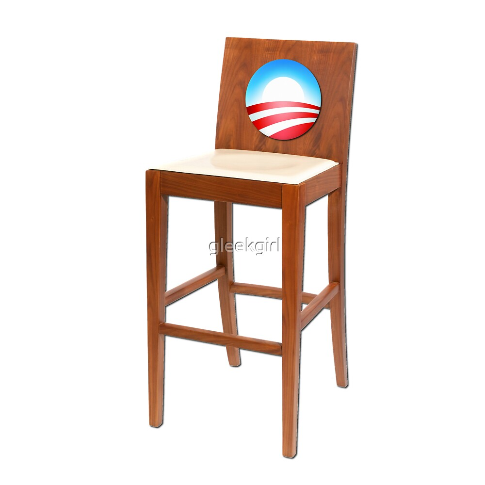 Obama Empty Chair Clint Eastwood by gleekgirl