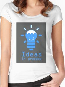 Ideas in process Women's Fitted Scoop T-Shirt