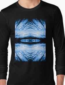 Mirrow Image 3 Long Sleeve T-Shirt