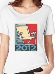Chair 2012 Women's Relaxed Fit T-Shirt