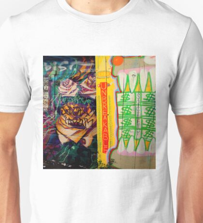 Old Roses -  Unbreakable Dream - Society Crunch Unisex T-Shirt