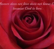 ~ God is Love ~ by Donna Keevers Driver