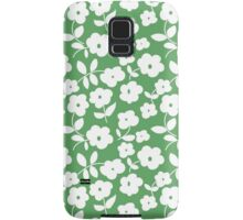 Poppies Samsung Galaxy Case/Skin