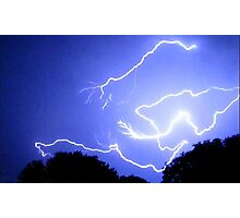 Lightning 2012 Collection 400 Photographic Print