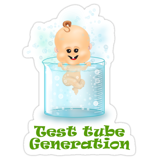 Test tube baby by dalsan