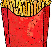 French Fries by Havocgirl