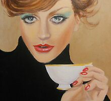 ANOTHER CUP OF COFFEE PLEASE by Dian Bernardo