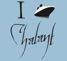 I Ship Chalant! by zatanna103