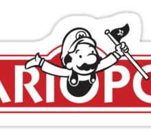 Mariopoly Sticker