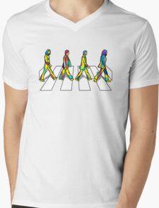 The Beatles Mens V-Neck T-Shirt