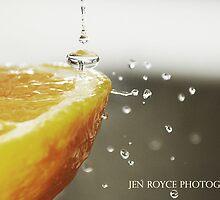 Orange  by jenniroyce