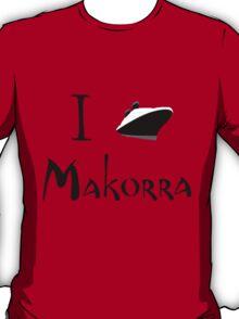 I Ship Makorra! T-Shirt
