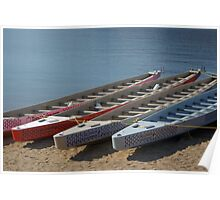 Dragon Boating Poster