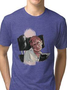 Stephen Hawking Tri-blend T-Shirt