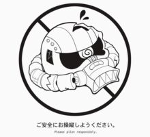 PSA (Zaku ver.) by Supatomic