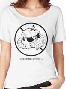 PSA (Zaku ver.) Women's Relaxed Fit T-Shirt