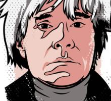 Andy Warhol Sticker
