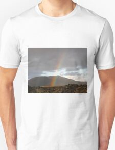 A glimpse of color in a dark land T-Shirt
