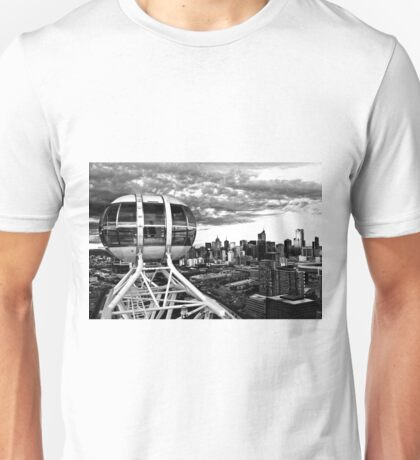 0359 Melbourne Star View Unisex T-Shirt