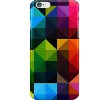 Geometric Triangles - 1 iPhone Case/Skin