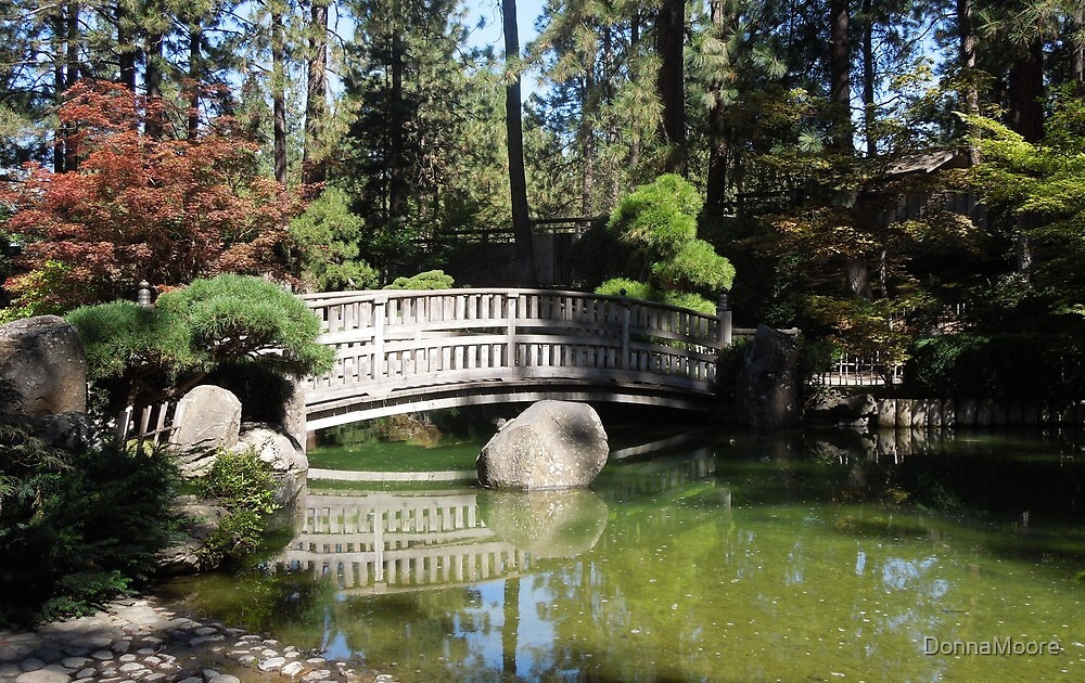 Nishinomiya Japanese Garden By Donnamoore Redbubble