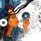 Birth of a tune  by artsmitten