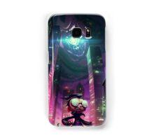 "Invader Zim Fan Art - Dib ""The Nightmare Begins"" Samsung Galaxy Case/Skin"