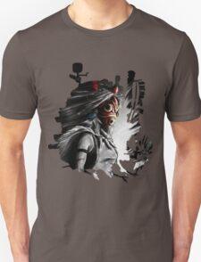 Howl's Princess Mononoke T-Shirt