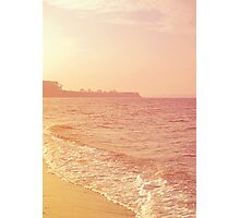 PURE SHORE Photographic Print