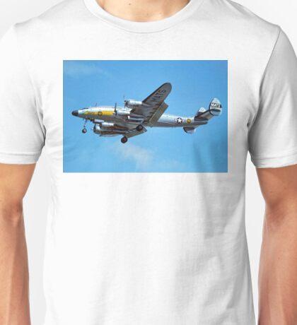 C-121A Constellation 48-0609 N494TW Unisex T-Shirt