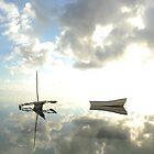 Between heaven and earth, Zanzibar island by Konstantin Zhuravlev