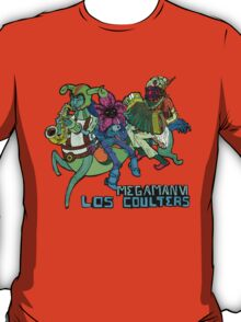 Megaman 6 Los Coulters Tribute T-Shirt
