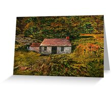 """""""The Bothy"""" Greeting Card"""