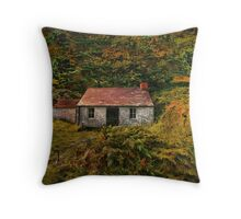 """The Bothy"" Throw Pillow"