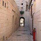 Jerusalem Street by AlenaKeely