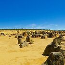 Pinnacles Desert, W.A by simonescott