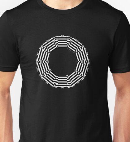 ring-o-t-shirts black and white  Unisex T-Shirt