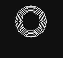 ring-o-t-shirts black and white  T-Shirt