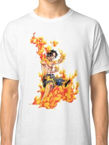Ace's Flame Classic T-Shirt
