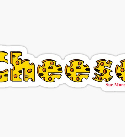 Cheese Lover's Dream Sticker