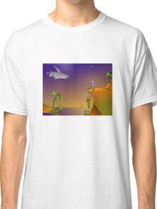 Future Scape Classic T-Shirt